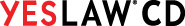 YesLaw CD logo